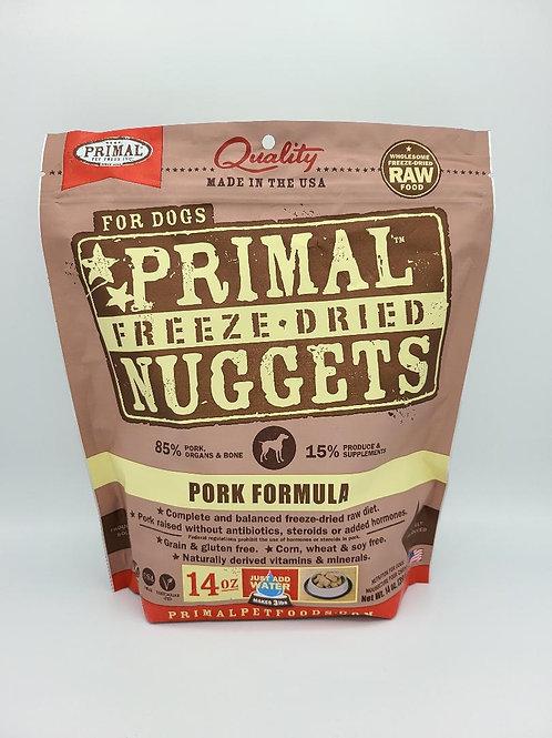 Primal Freeze-Dried Nuggets Chicken