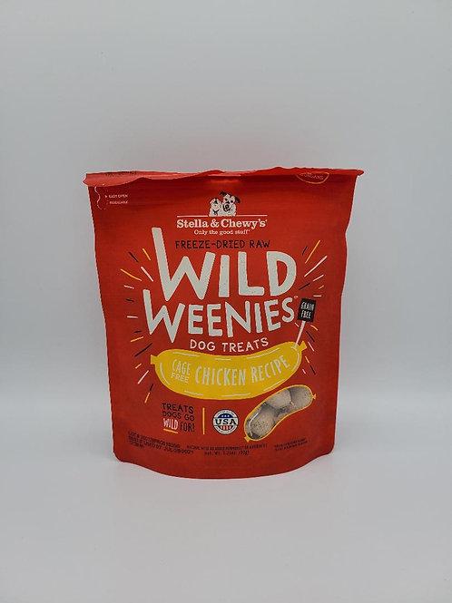 Stella & Chewy's Freeze-Dried Wild Weenies Chicken
