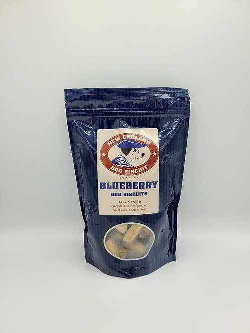 New England Dog Biscuits Blueberry