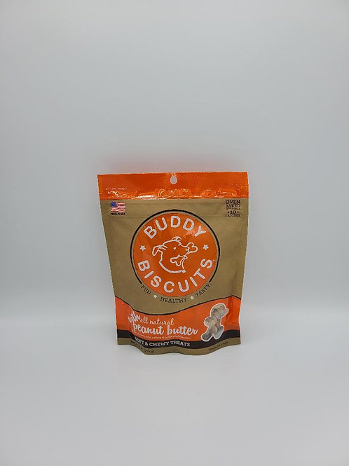 Buddy Biscuits Soft & Chewy Peanut Butter