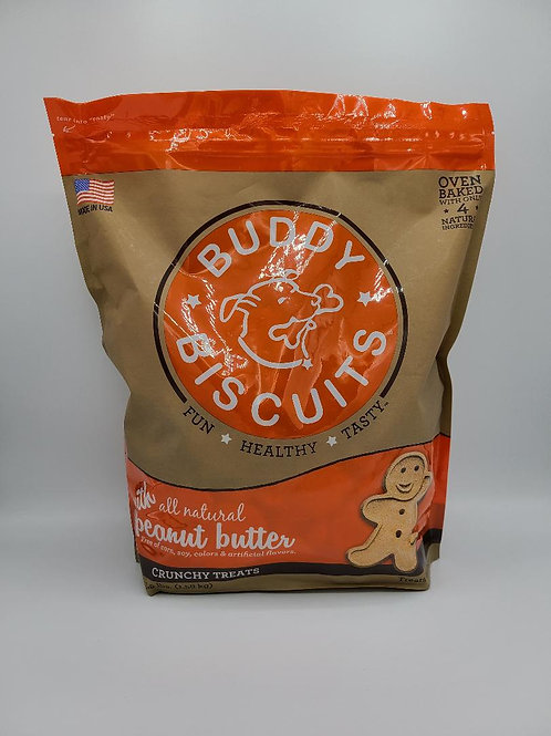 Buddy Biscuits Large Peanut Butter