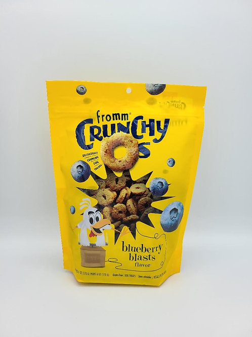 Fromm Crunchy Os Blueberry Blasts