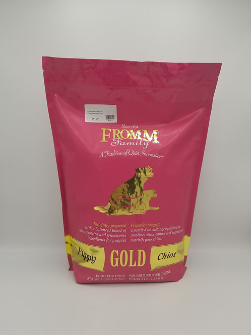Fromm Puppy Gold 5 Lbs