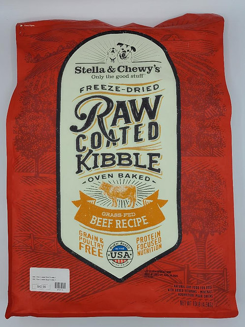 Stella & Chewy's Freeze-Dried Baked Kibble Beef