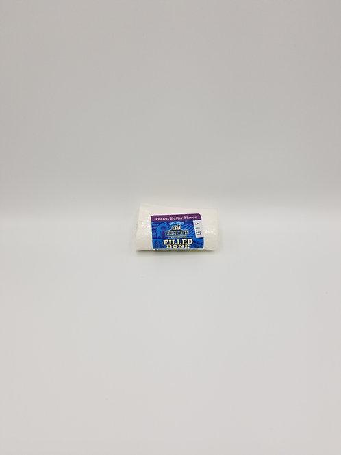 Redbarn Filled Bone Peanut Butter Flavor 3 In