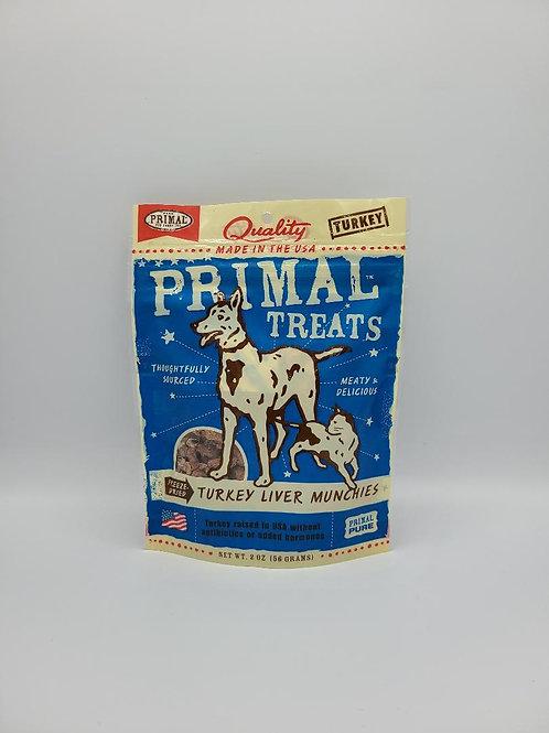 Primal Turkey Liver Munchies
