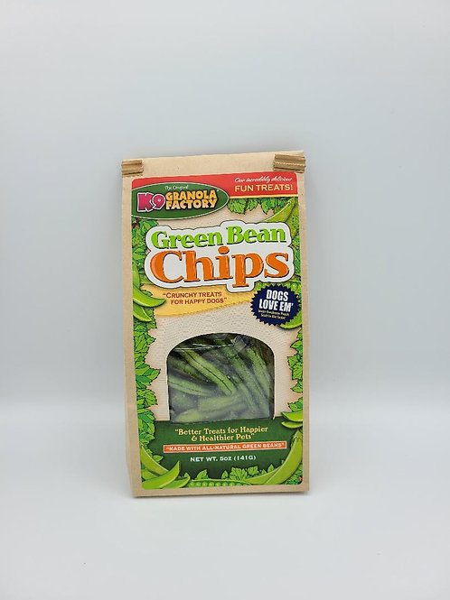 K9 Granola Factory Green bean Chips