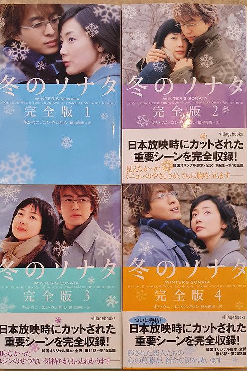 冬のソナタ完全版(1-4)