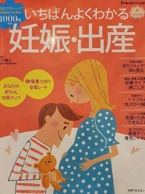いちばんよくわかる妊娠・出産