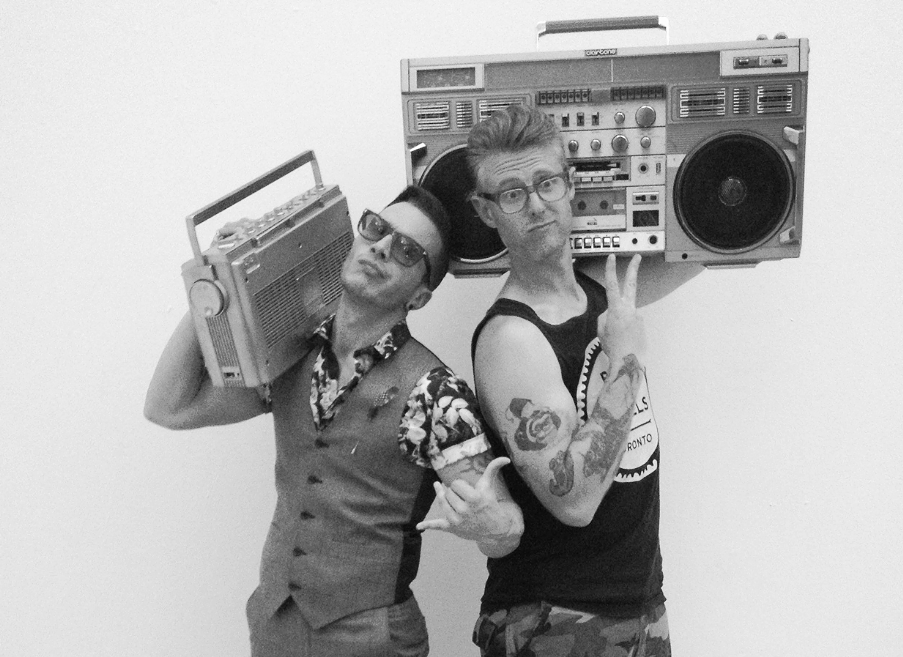 BTS photoshoot w/ Matt Barnes