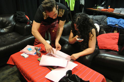 Backstage We Day