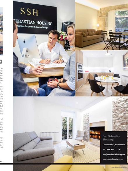 Articulo San Sebastian Housing - Basque Luxury Magazine 2018