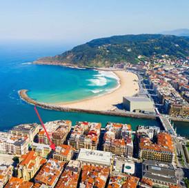 Comienzo proyecto integral en C/ San Juan en San Sebastián.