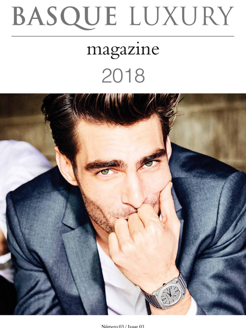 Basque Luxury Magazine 2018