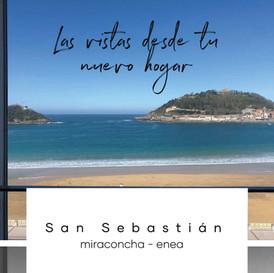 Construcción de 4 viviendas de lujo en Miraconcha (Donostia - San Sebastián)