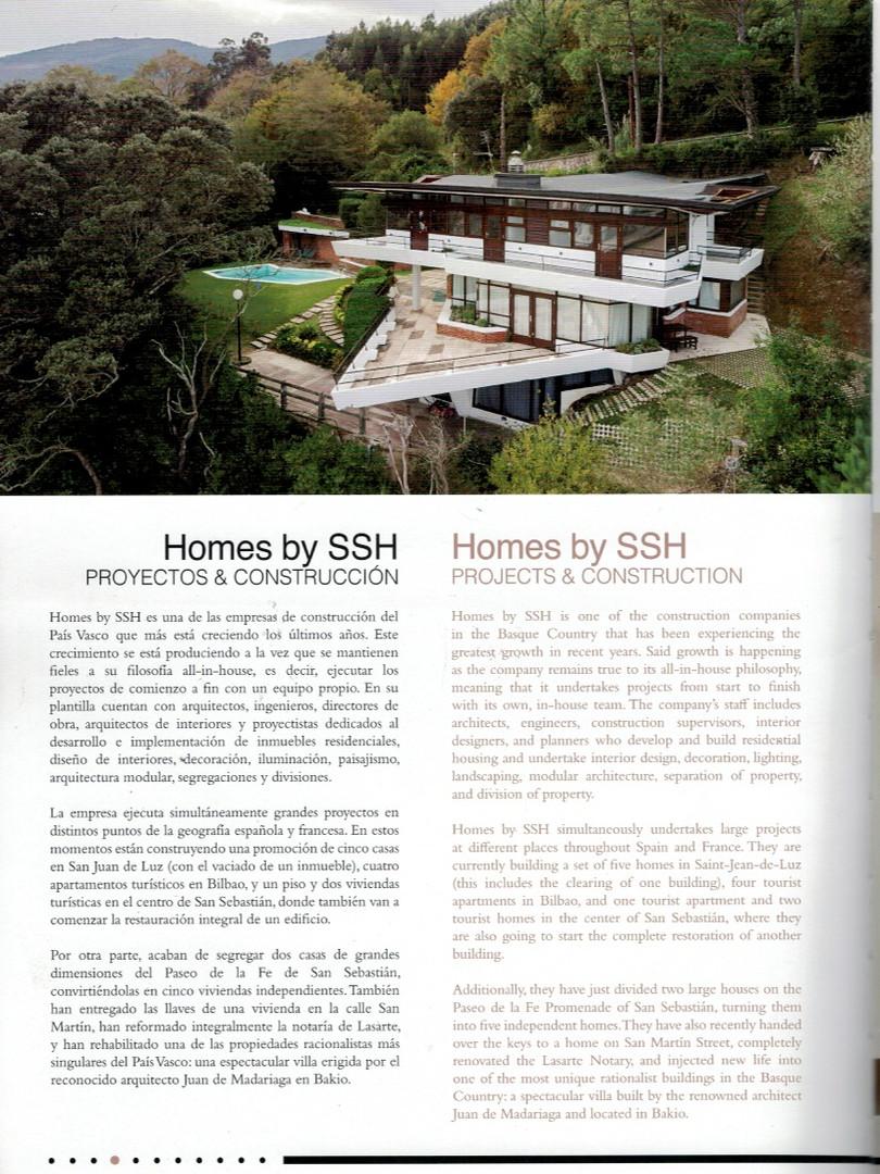Basque Luxury Magazine 2020