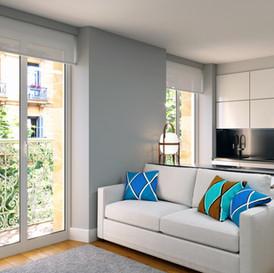 Promoción y construcción de 3 viviendas de 1,2 y 3 habitaciones en oen de l coraza Ciudad.