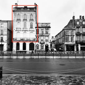 Construcción de 5 viviendas en Bordeaux (France)