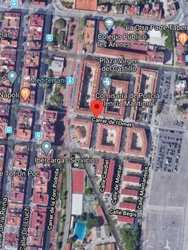 Oficina SSH-Valencia C/Chulilla, 5 (Valencia)