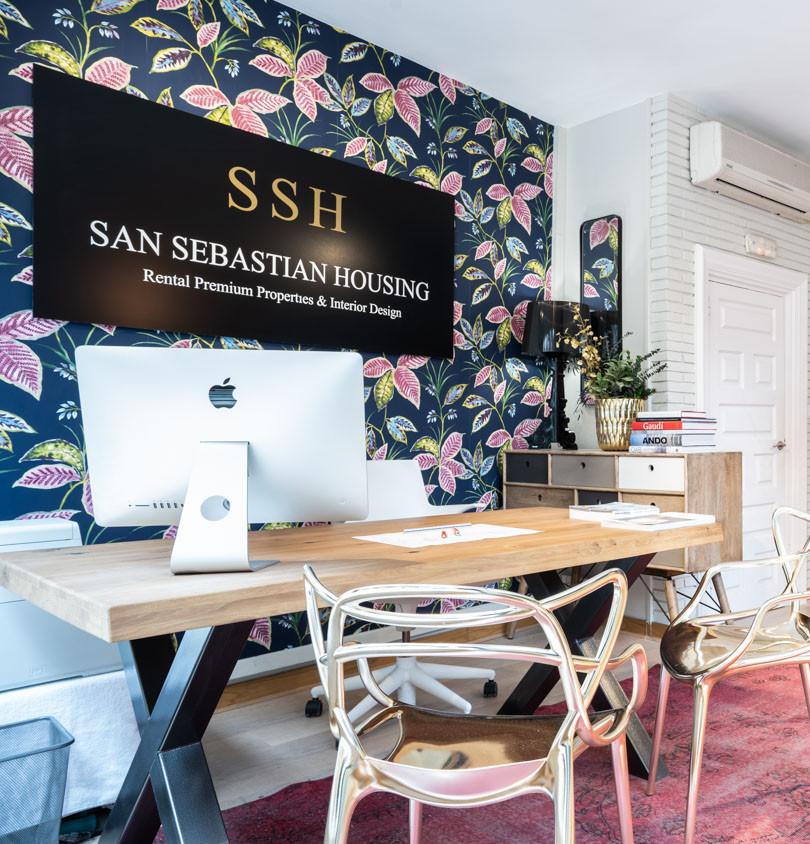 Oficina SSH C/Triunfo, 2 (Donostia - San Sebastián)