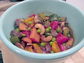 Meatless Monday: Cashew Stew