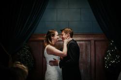 GORDON + ANGELA WEDDING
