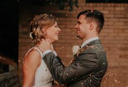 BEN + KELLY WEDDING