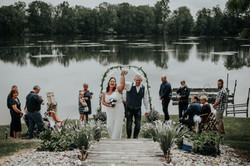JACLIN + JEFF WEDDING