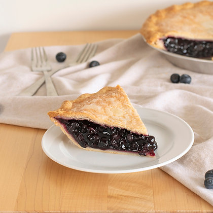 Double Crust Blueberry