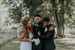 CAITLIN + JEROME WEDDING