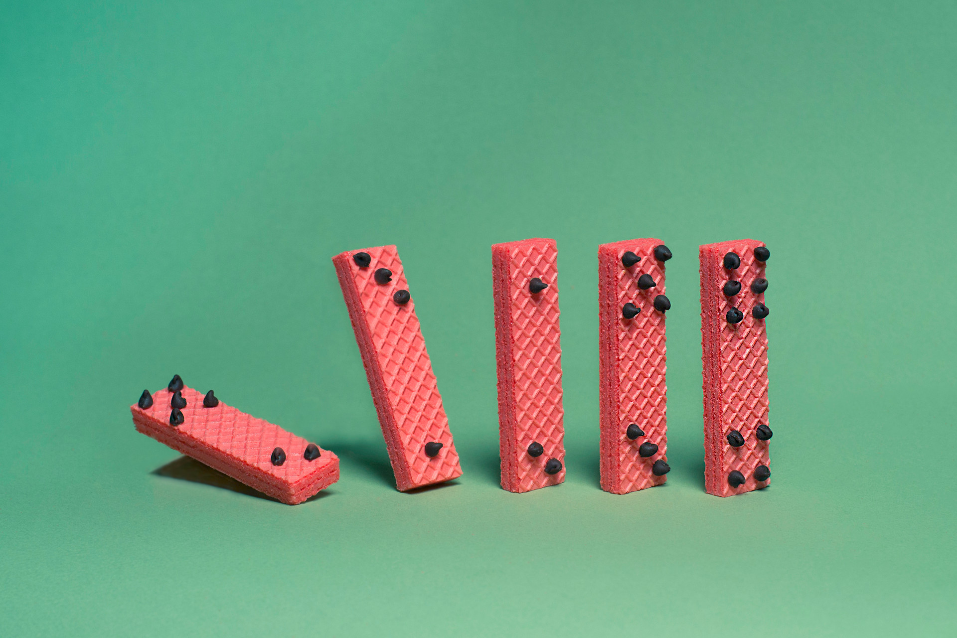 WAFER DOMINOES