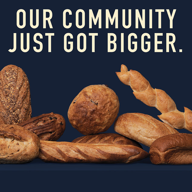 Avalon Bread Campaign