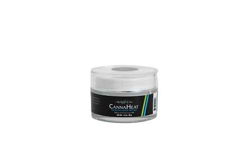 CannaHeat CBD-Infused Warming Body Butter