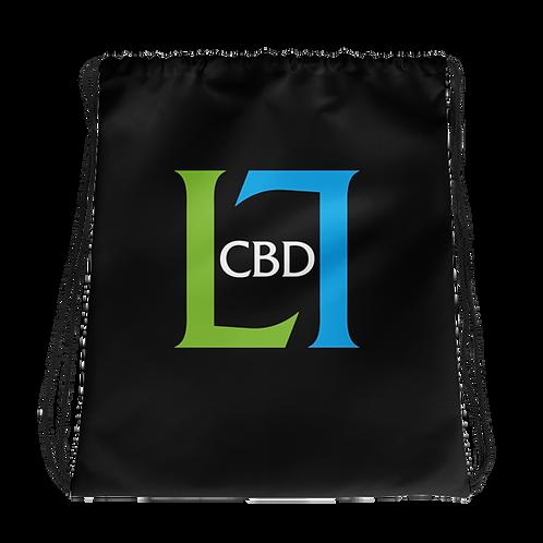 Living Legends CBD Drawstring Bag