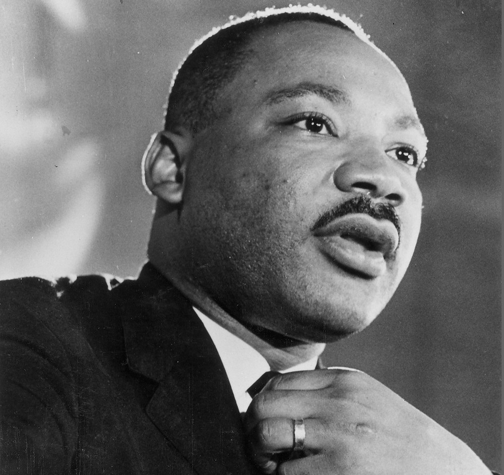 Photo of Reverend Martin Luther King, Jr
