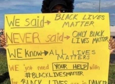 #BlackLivesMatter explained