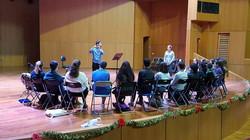 giving a workshop in Las Palmas, Gran Ca