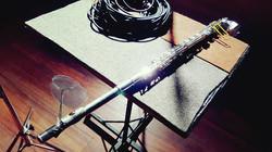 My self developed prepared flute