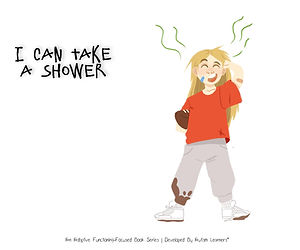 I Can Take A Shower