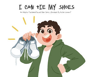 I Can Tie My Shoes