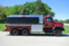 1730 First Due Tender 2003 International 7400 3200 Gallons 