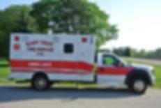 1793 Ambulance 2012 Ford F450 4x4 6.7L Diesel Marque Body 