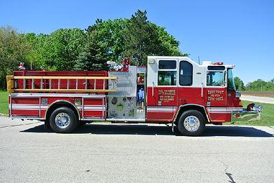 1724 MABAS/Second Due Engine 1998 Pierce Quantum500 Gallons of Water430 hp Series 60 Detroit Diesel1500GPMPump 