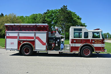 1722 First Due Engine 2001 Pierce Saber 1000 Gallons of Water1750 GPMPump