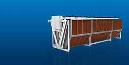 enjeksiyon makinesi soğutma,ekstruder soğutma,termokonvektör,güntner,guentner kuru soğutucu