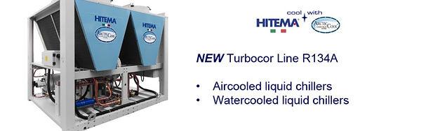 Turbocor soğutma grupları,Turbocor chillers