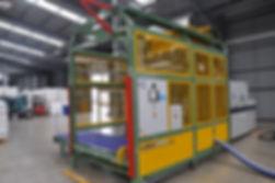 LaborSave Otomatik Hammadde Açma Boşaltma Sistemi