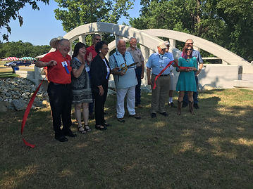 Pottawatomie County Historic Bridge ribbon cutting.JPG