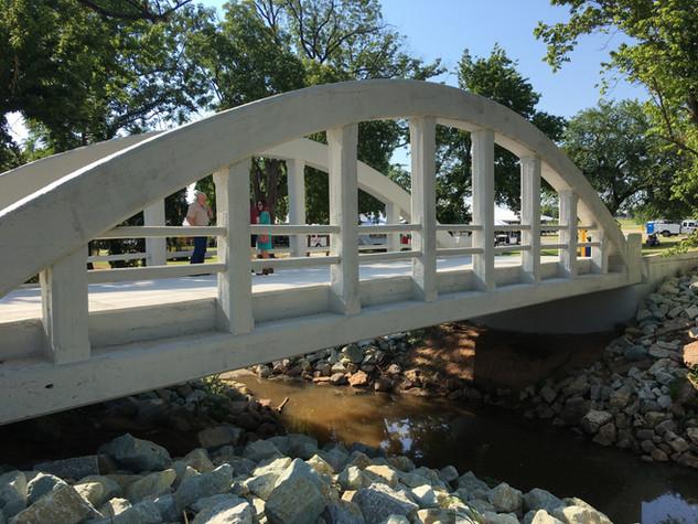 Citizen Potawatomi Nation Historic Bridge