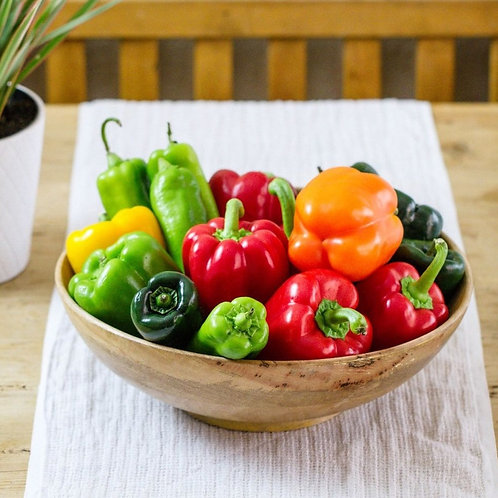 Organic Peppers - Sweet 1 lb.